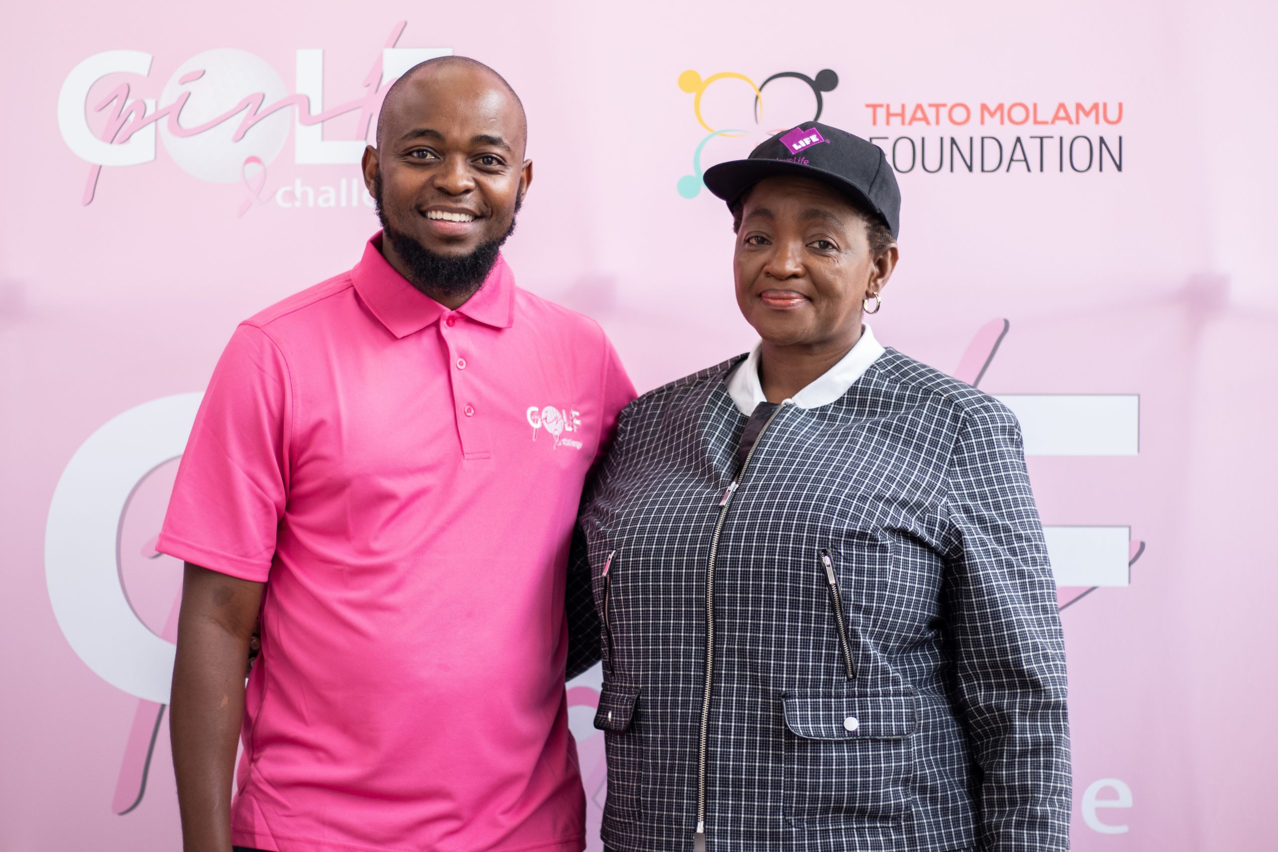 Thato Molamu Gathers Doctors And Celebrities To Help Cancer Patients