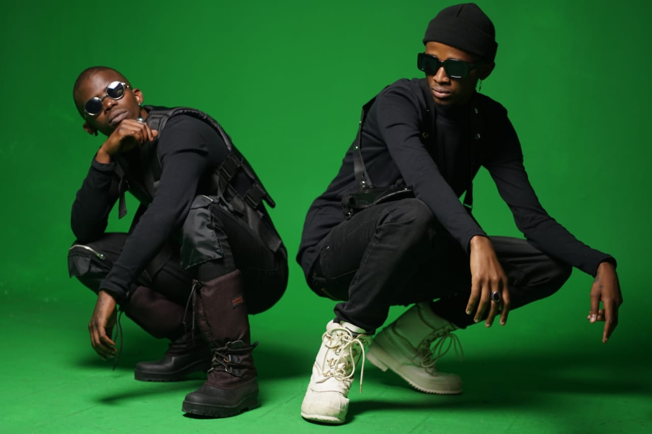 A Music Duo That Creates An Urban Hip-Hop Sound Fused With Old-School Kwaito Vibes – The Hybridz