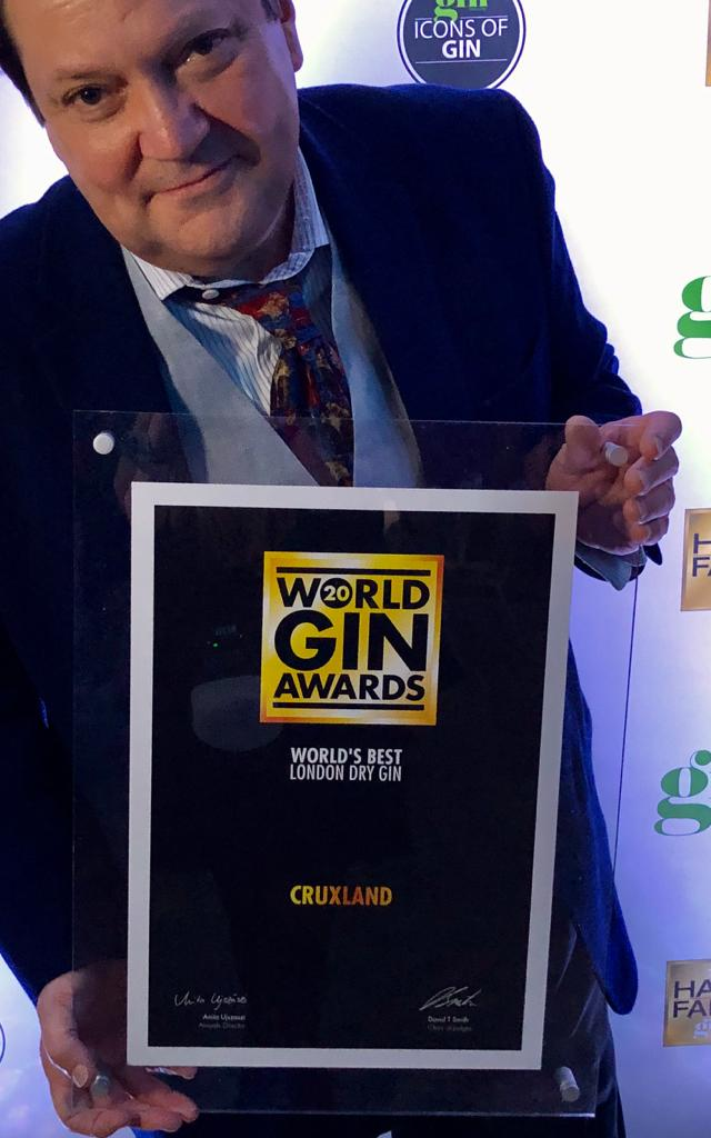 Making History: KWV Cruxland Gin First South African Gin To Win World's Best London Dry Gin