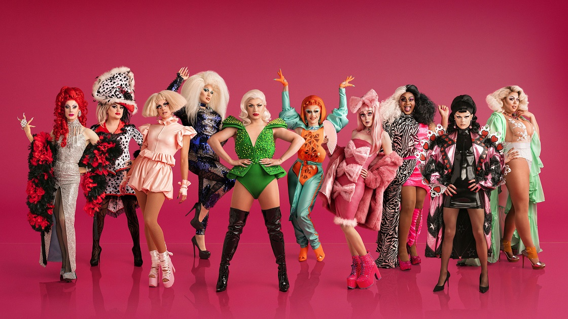 RuPaul's Drag Race UK Comes To South Africa This Month Only On BBC Brit