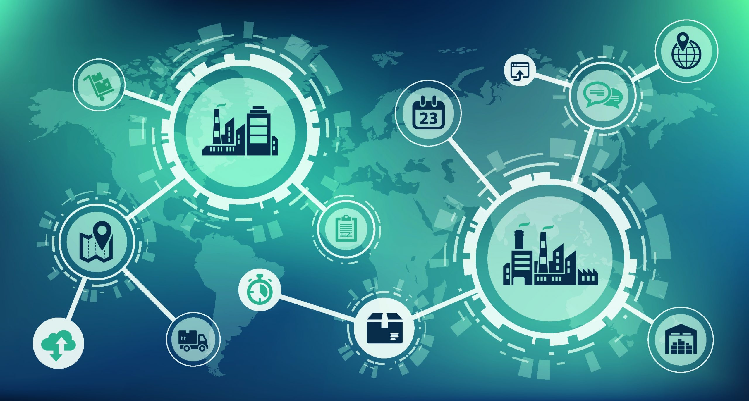 Managing Supply Chain Disruption Through A Combination Of Technology And Ingenuity