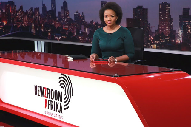 ROOM OF TRUTH – Newzroom Afrika's Powerful Marketing Campaign / First Anniversary