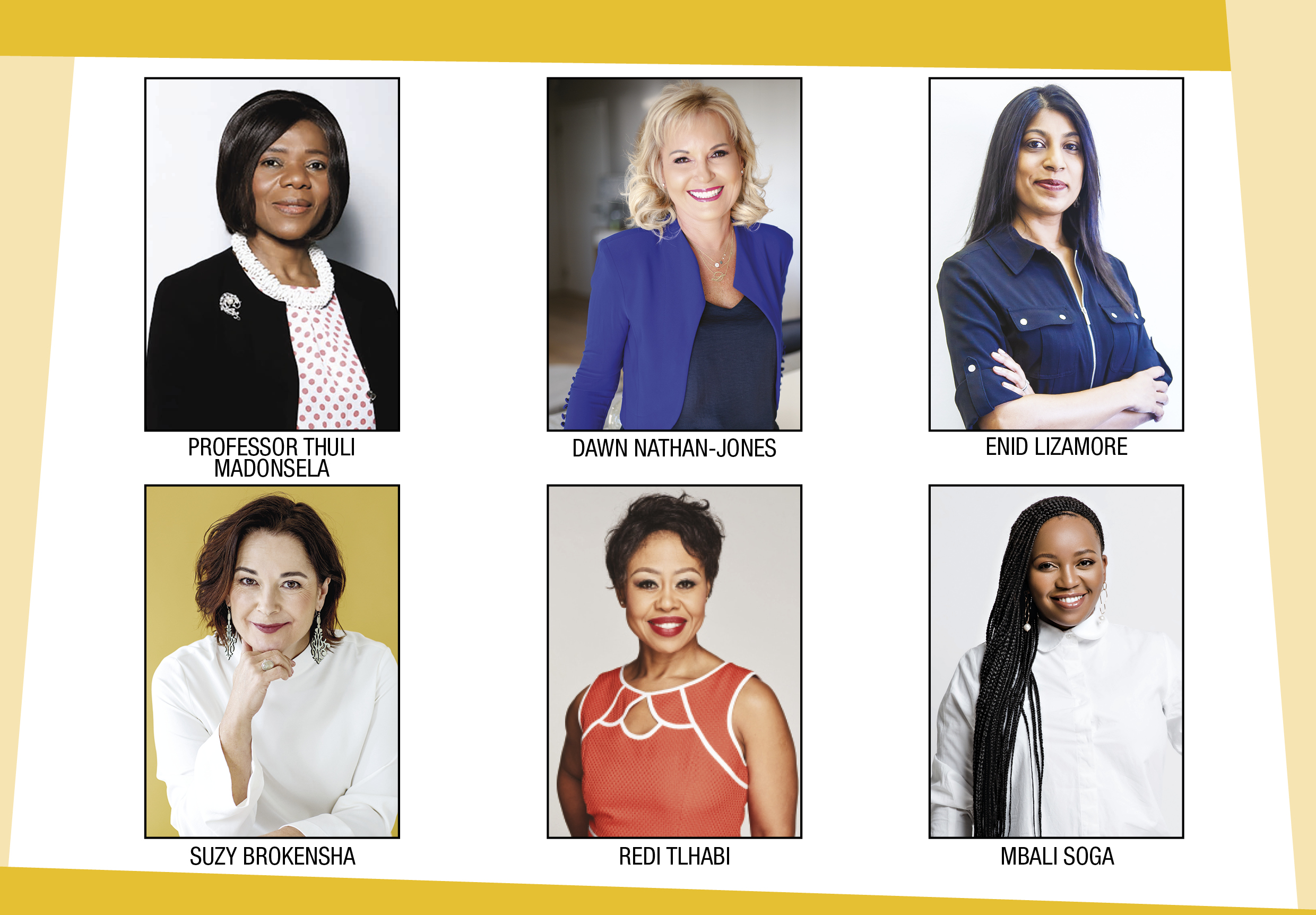 Top South African Women To Judge The 2020 Santam Women Of The Future Awards In Association With FAIRLADY And TRUELOVE