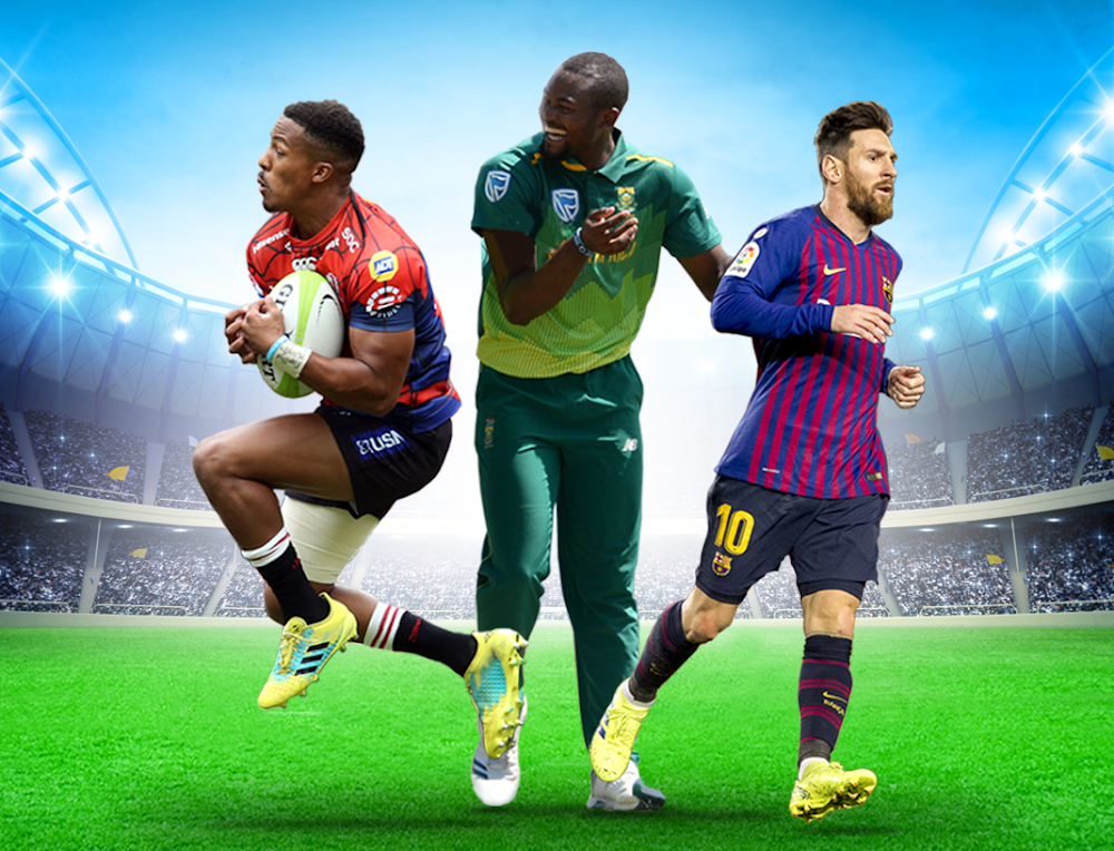 DSTV Welcomes Big Changes For The Return Of Sport