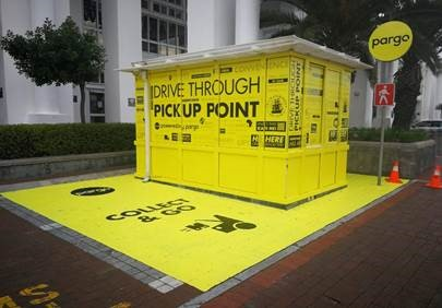 V&A Waterfront Partners With Pargo: First Click And Collect Drive-Thru Service At V&A Waterfront