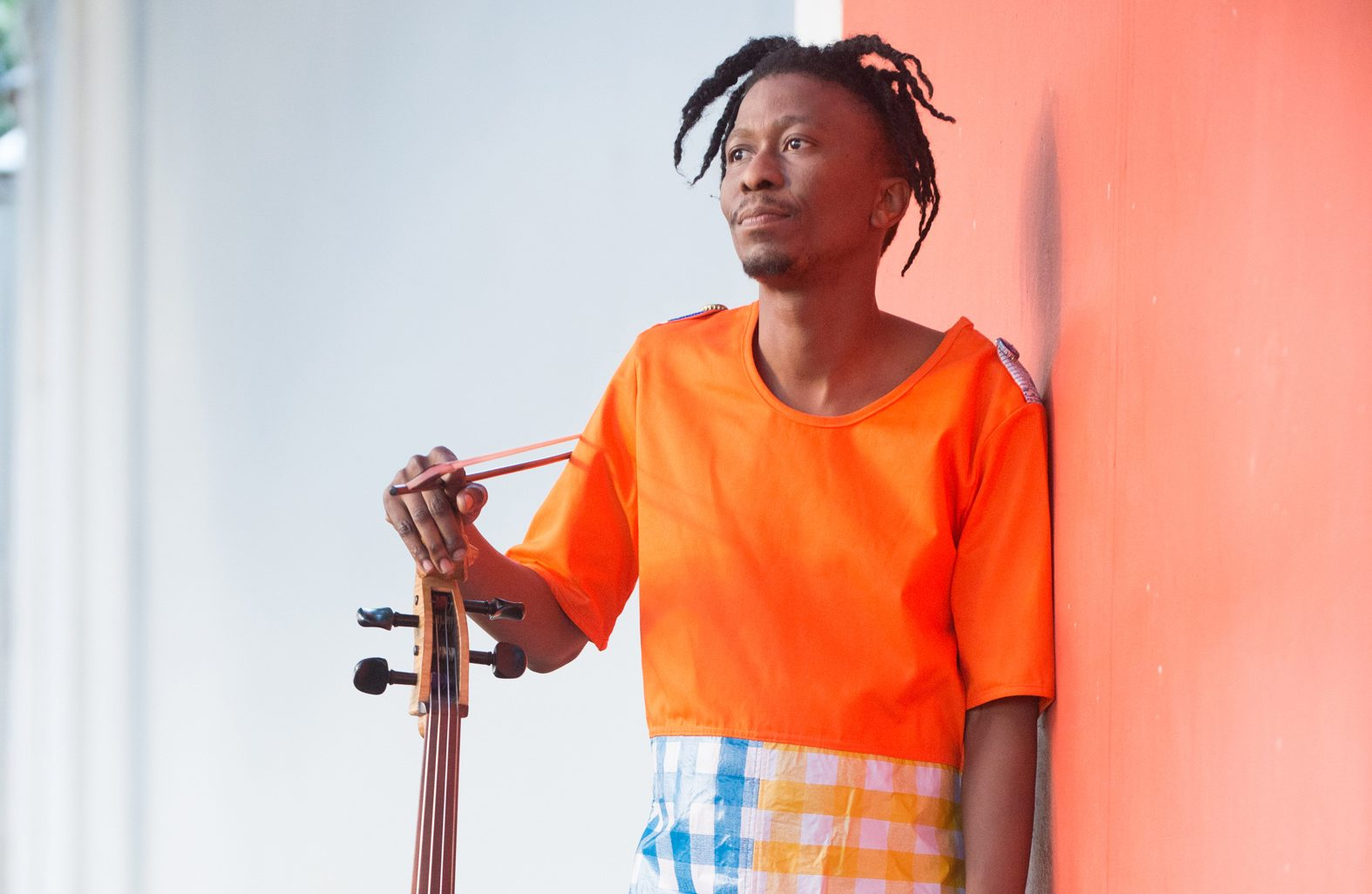 SA Musicians, Cellist & Dr Thokozani Mhlambi, Live From Paris: Free Virtual Concert