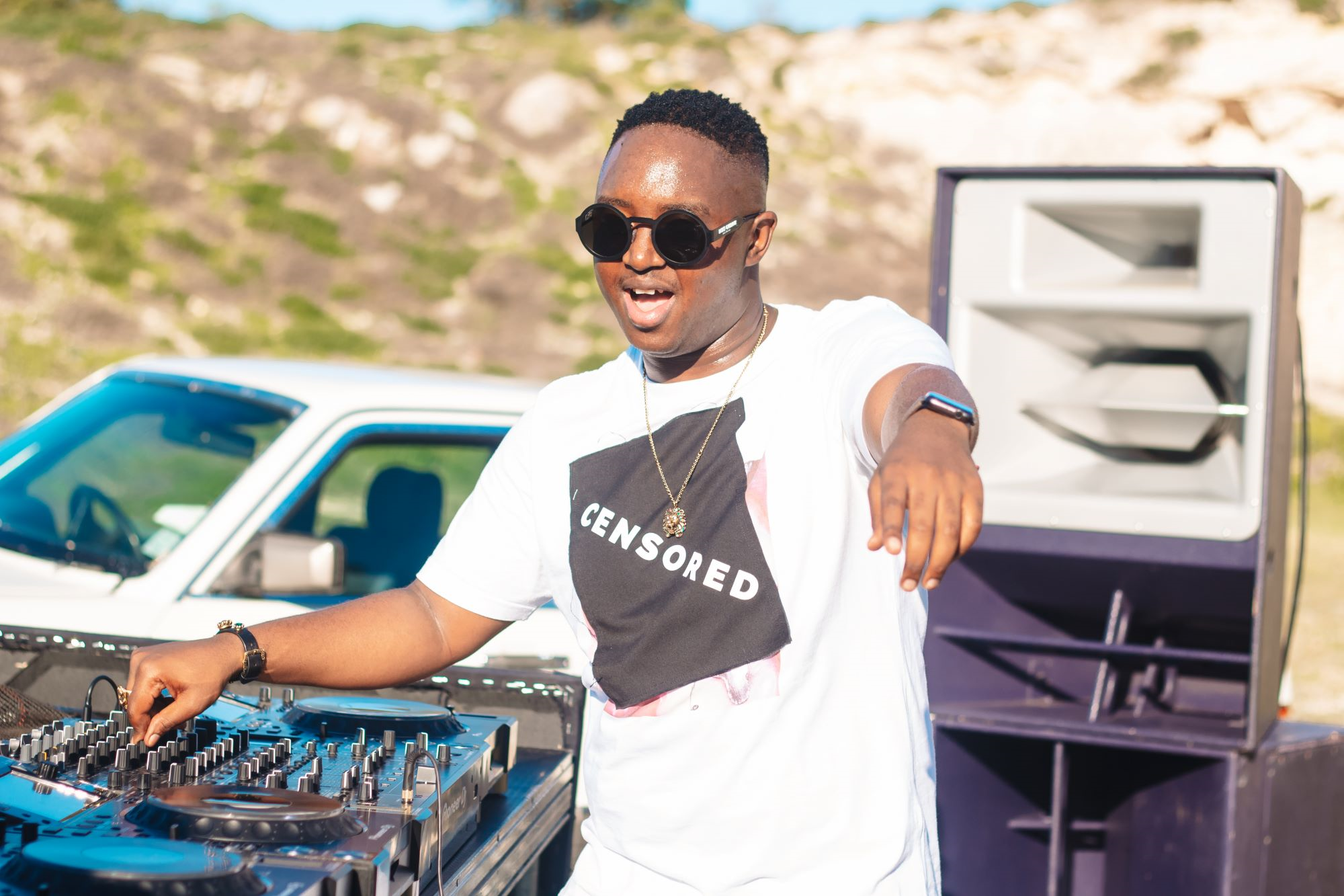 Shimza Performs Histori Live Stream From Robben Island On Mandela Day