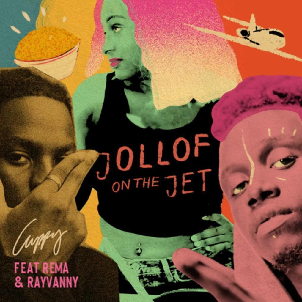 Cuppy Drops Official Video For 'Jollof On The Jet' Via Platoon