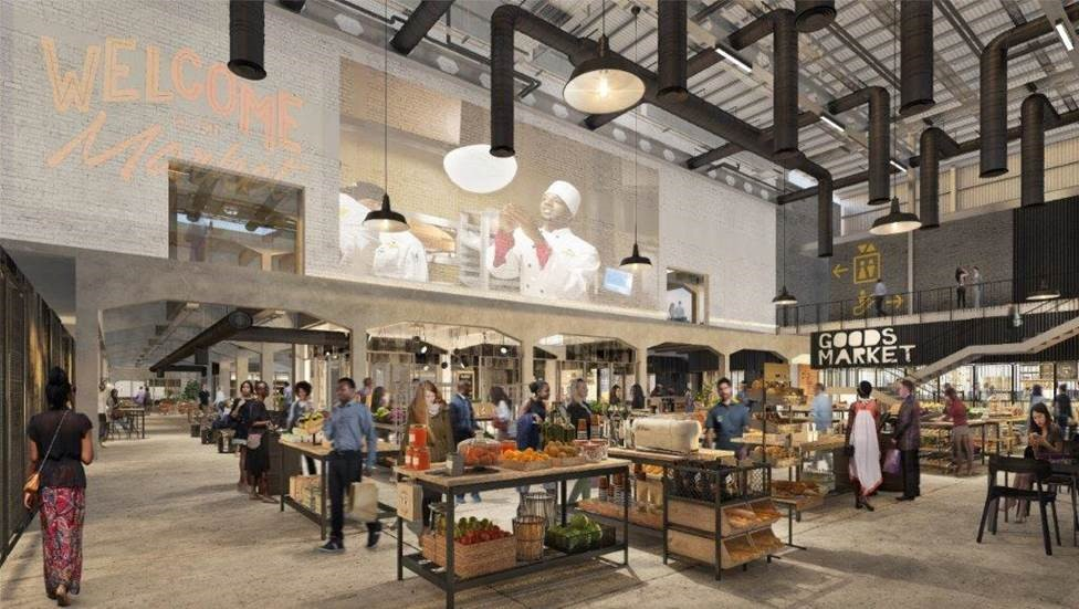 "V&A Waterfront Unveils ""Theatre to Food Making"" Incubator"