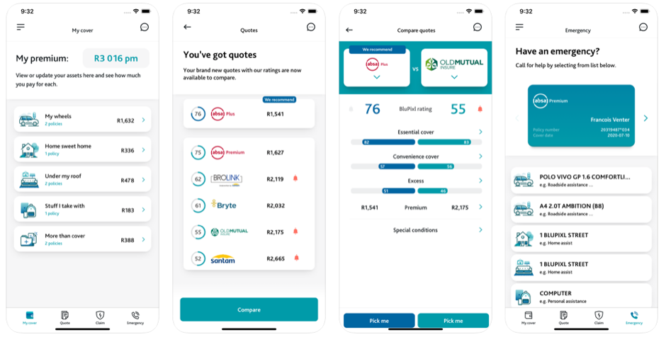 Indwe Launches South Africa's Best Car And Home Insurance Advice App