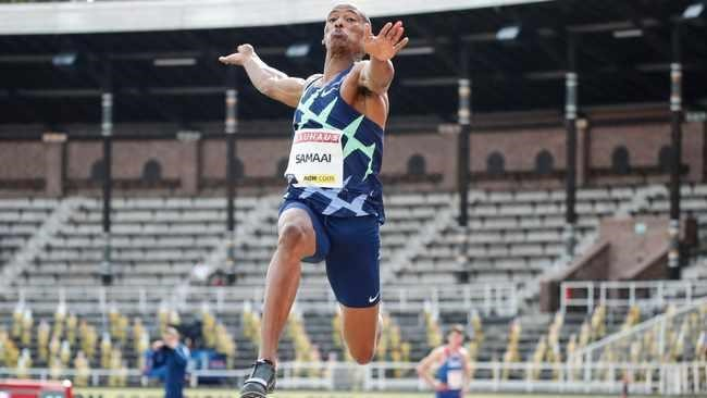 Ruswahl Samaai Bags His Third World Athletics Diamond League Win