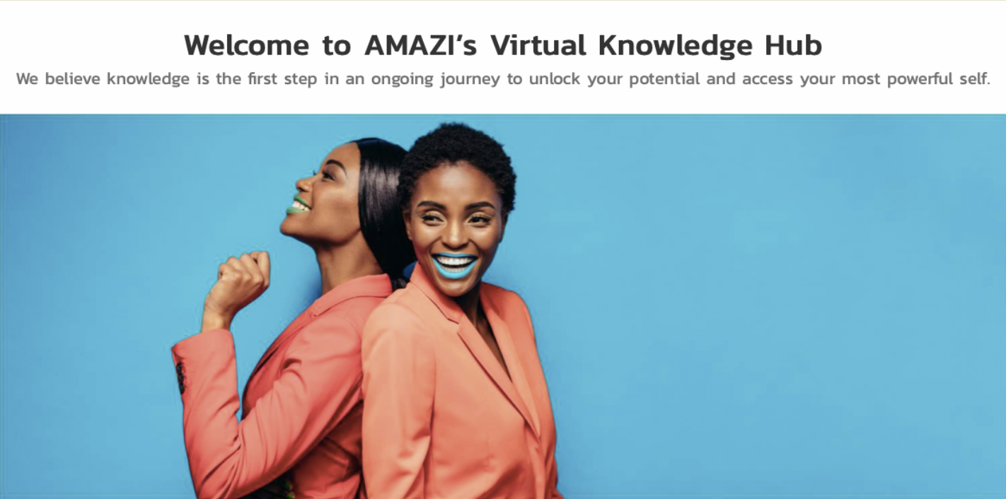 AMAZI Launches Virtual Knowledge Hub