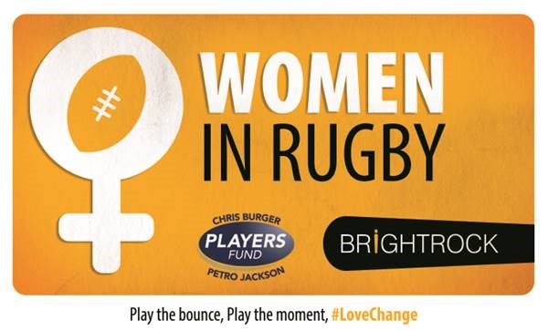 Women In Rugby – Webinar Series & Fundraiser