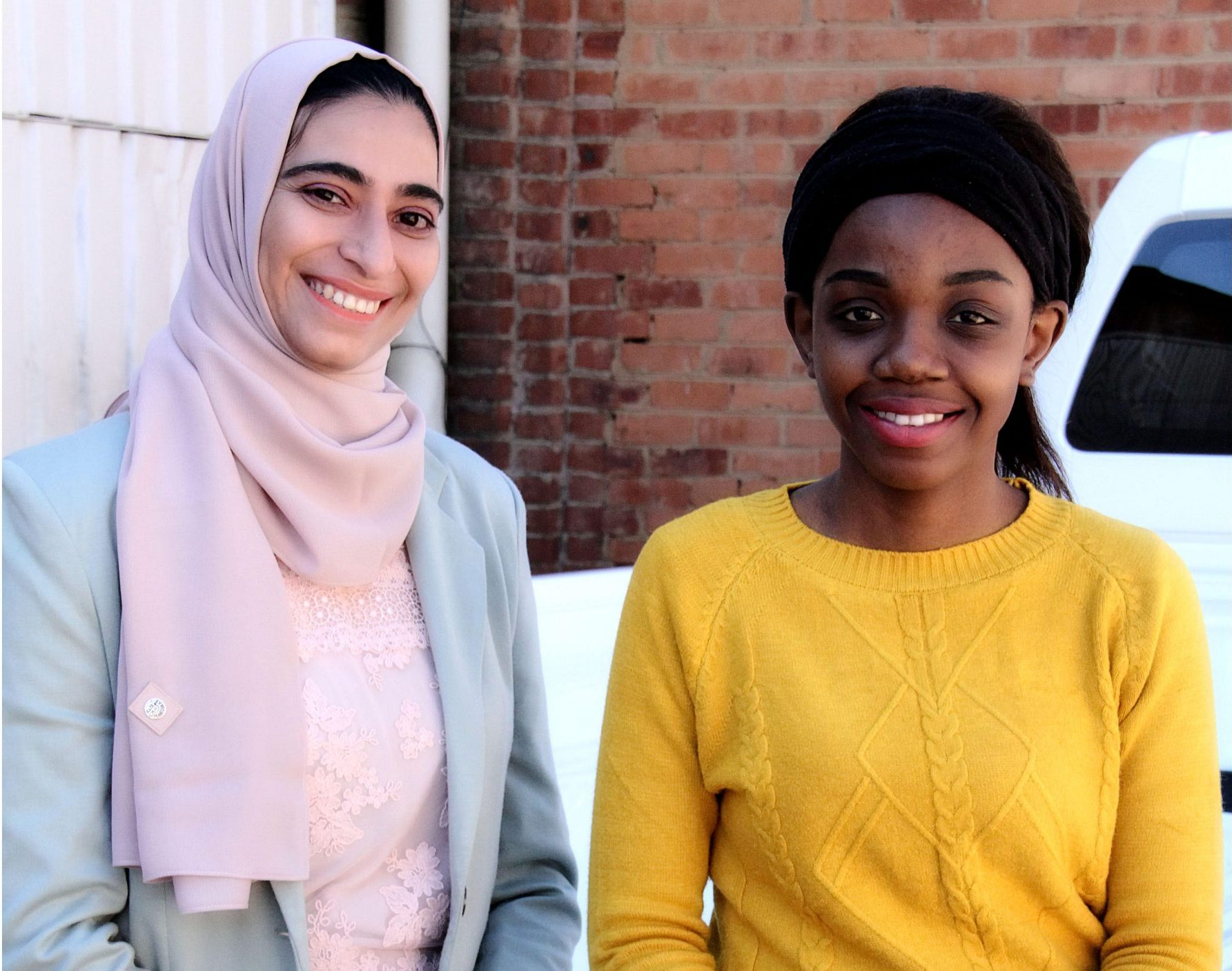 Two Young Businesswomen Tackle Covid19 Heads On With Their Service Offering