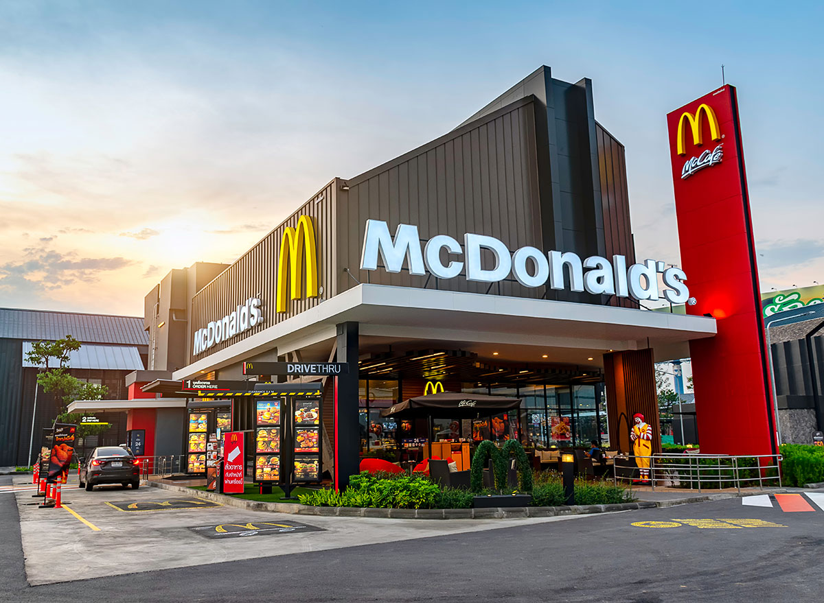 McFringement? McDonald's Take Hungry Jack's to Court Over The New Big Jack Burger