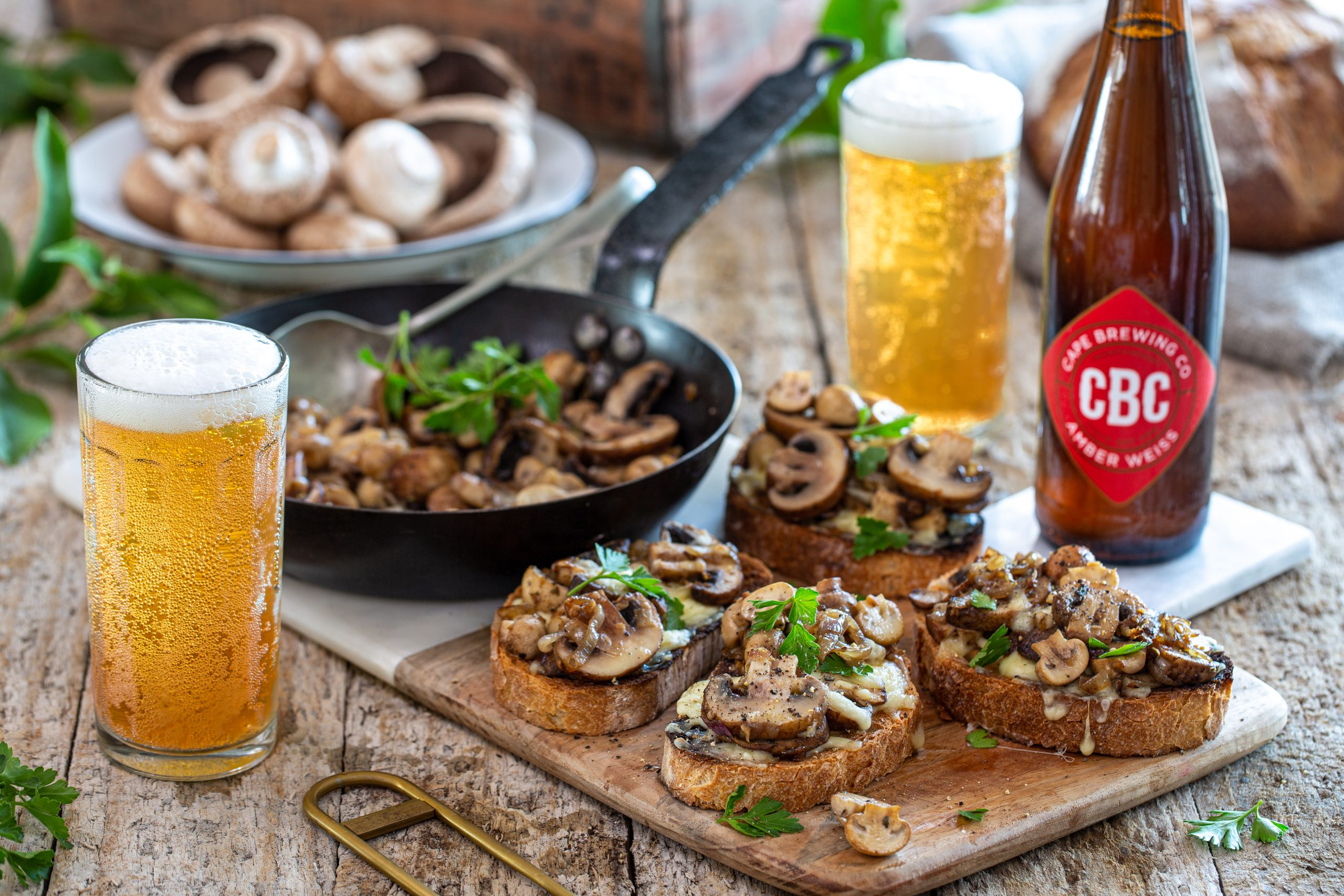 FOOD: SAMFA Braai Bruschetta Recipe