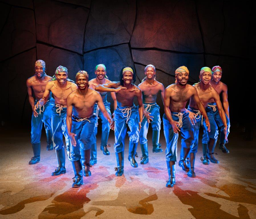 'Rhythms – The Gumboots Show' sets the stage for re-opening of Gold Reef City's Lyric Theatre