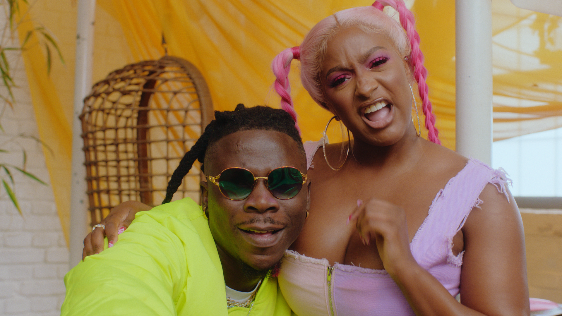 Cuppy & Stonebwoy drop official video for 'Karma'