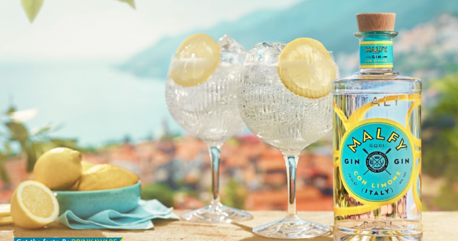 Italian Gin Launches first campaign in South Africa #CiaoMalfy
