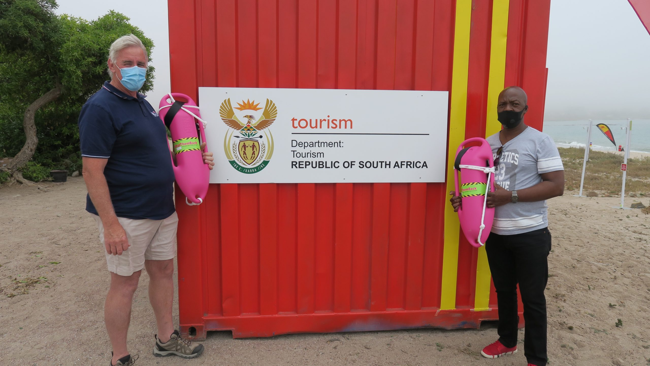 SA Tourism's lifesaving initiative, assisting the NSRI with saving lives on South African Waters