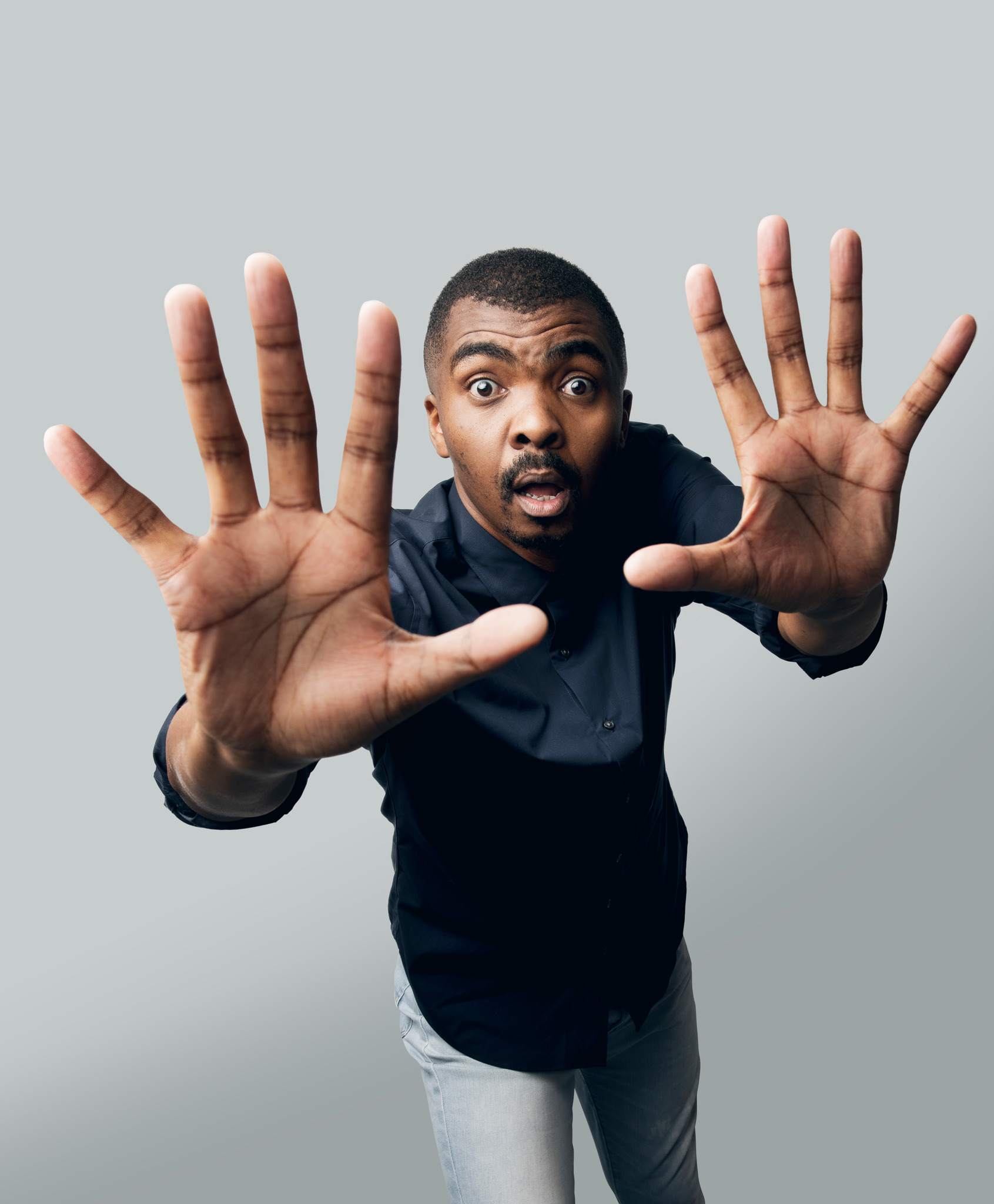 Collaboration Is Intuitive Says Loyiso Gola