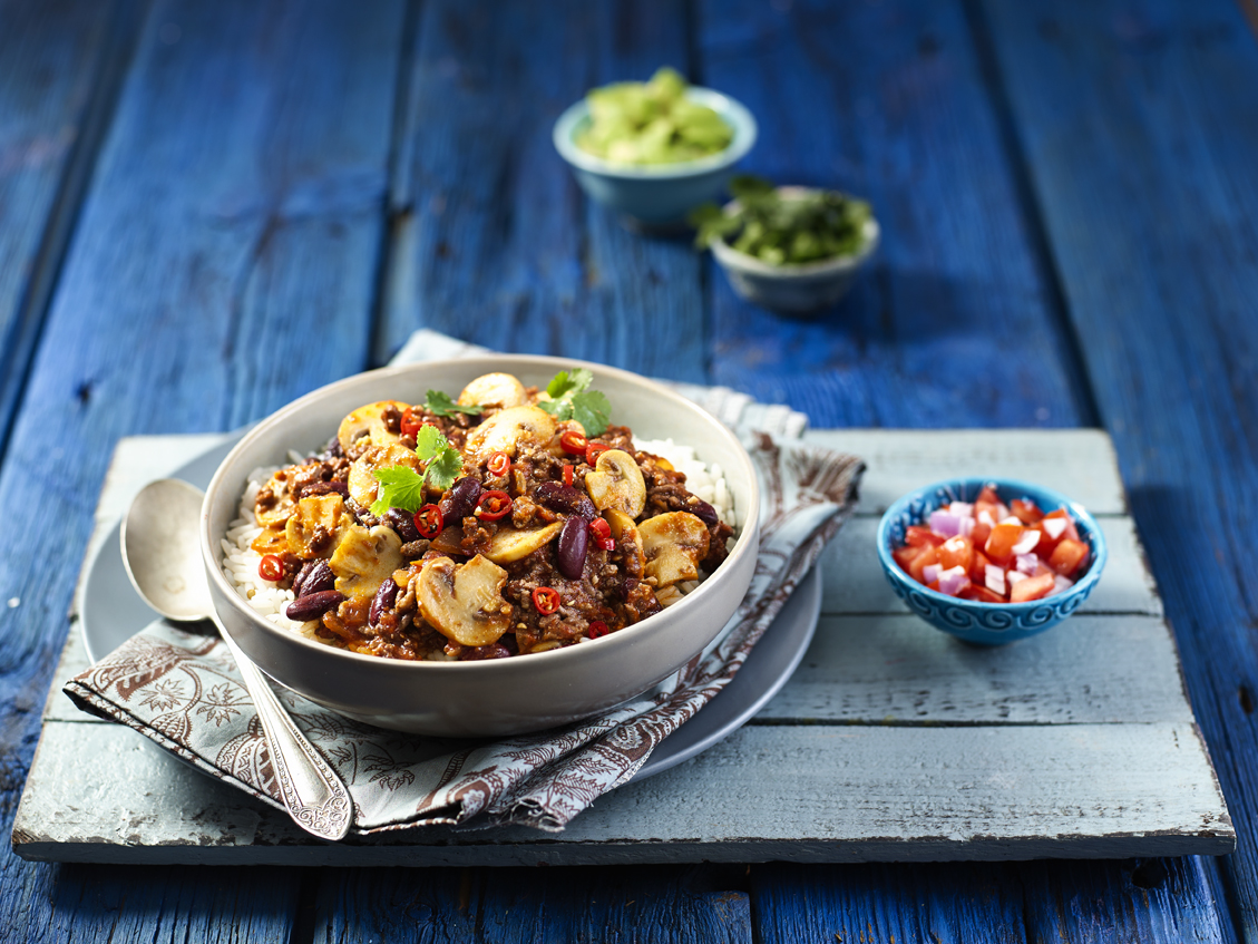 [FOOD] Chilli and Mushroom Con Carne Recipe by SAMFA