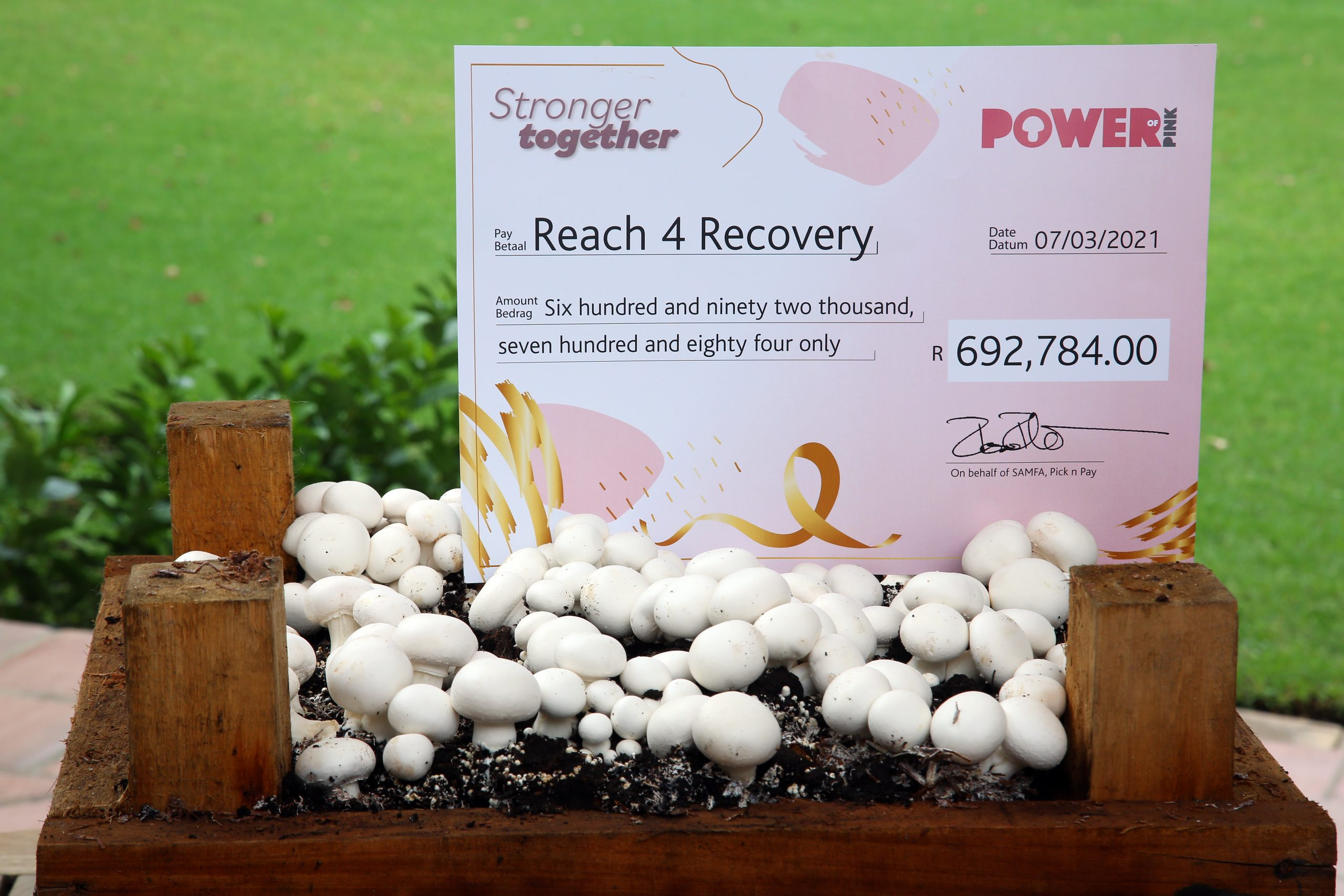 Reach for Recovery Raise over R600K support breast cancer survivors through its Power of Pink Campaign