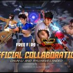 Street Fighter V Takes Over Free Fire