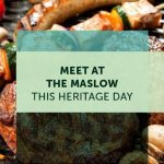 EVENT LISTING – Meet at The Maslow, Sandton, this Heritage Day