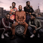 First glimpse of Mqhele and the Zulu brothers in Showmax Original telenovela 'The Wife'